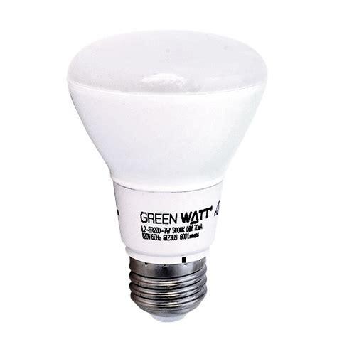 2700k led light bulbs green watt g l2 br20d 7w 2700k led 7watt br20 2700k flood