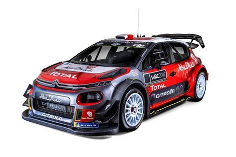 Citroen Rally Car by Rajdowe Mistrzostwa świata Wrc 2018 Samochody