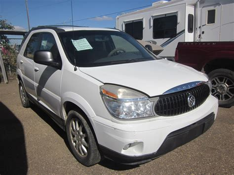 Buick Rendezvous 2006 by 2006 Buick Rendezvous Cx Gary Auctions