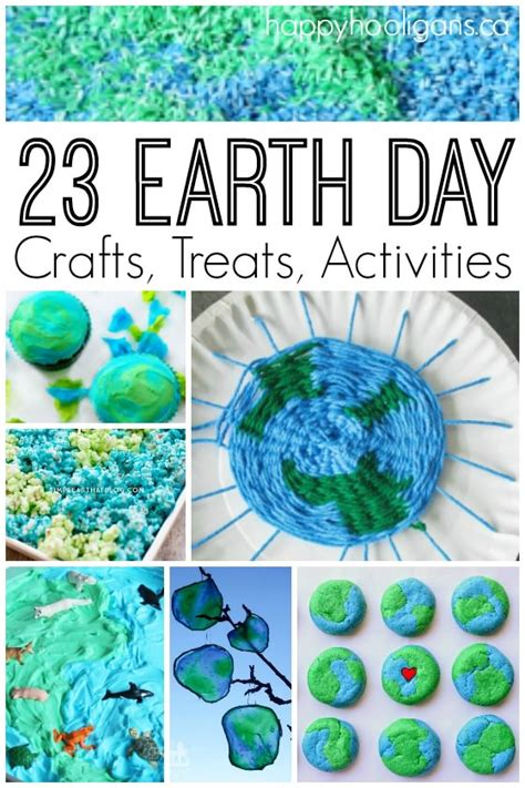earth day craft projects 23 earth day crafts treats and activities for