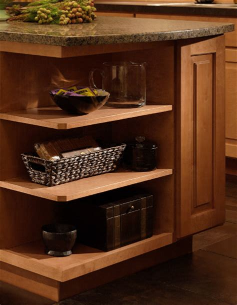 kitchen cabinet shelving base wall end cabinet shelves add style to your kitchen