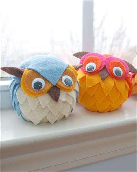owl craft 10 fall crafts east coast creative