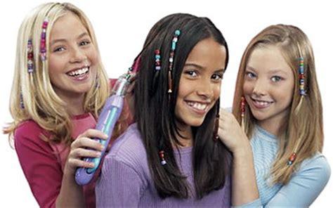 how to bead hair with a beader magic hair beader