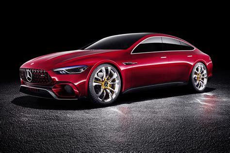 Mercedes Car by Mercedes Amg Gt Concept A Cross Town Rival To The Porsche