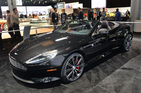 Aston Martin Db9 Carbon Edition by 2015 Aston Martin Db9 Carbon Edition New York 2014 Photo