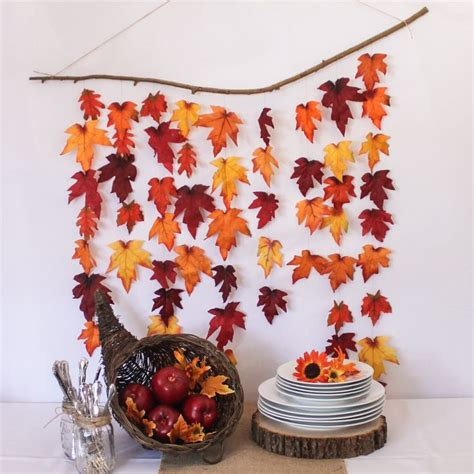 decorations and crafts best 25 fall leaves crafts ideas on diy