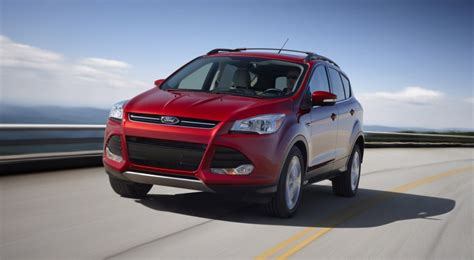 2013 Ford Escape Recall by Ford Recalling 2013 Escape