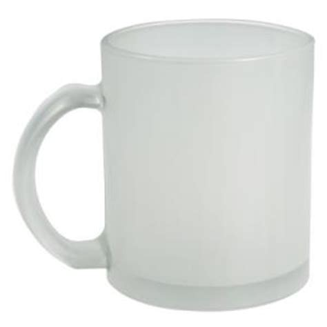 Frosted Glass Mugs for Dye Sublimation