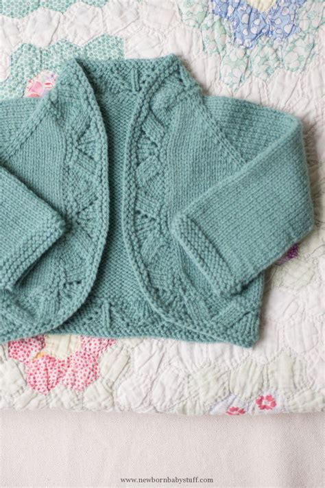 baby cardigan knitted in one baby knitting patterns mae baby cardigan pattern
