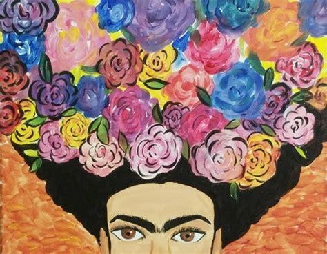 paint nite delaware paint nite flores de frida