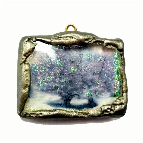 how to make bezel jewelry resin crafts faux soldering a plain bezel with jewelry clay
