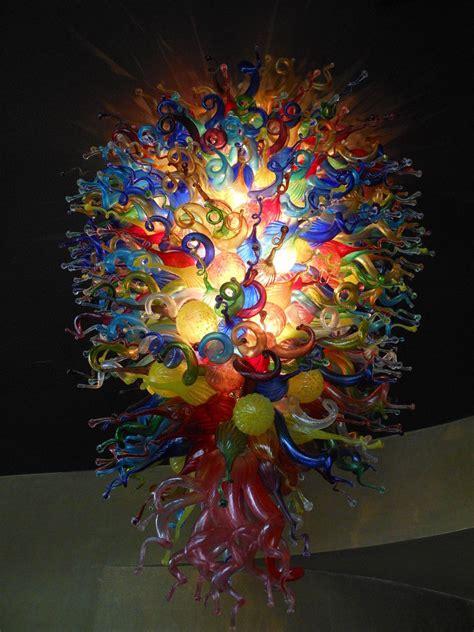 blown chandelier blown glass chandelier by discoinferno84 on deviantart