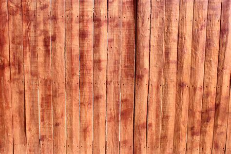 stained woodwork stained wooden fence texture picture free photograph