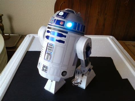 paper craft wars wars r2d2 papercraft by pesadillaaa3 on deviantart