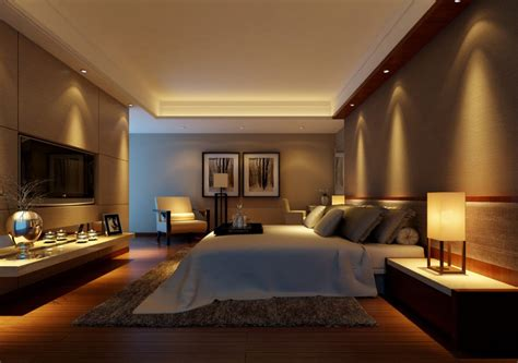 lighting bedroom lighting design rendering for warm bedroom 3d house