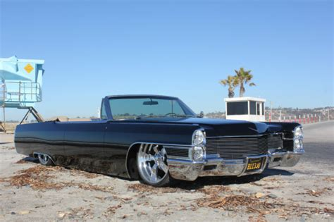 1965 Cadillac Convertible For Sale by Cadillac Convertible 1965 Black For Sale