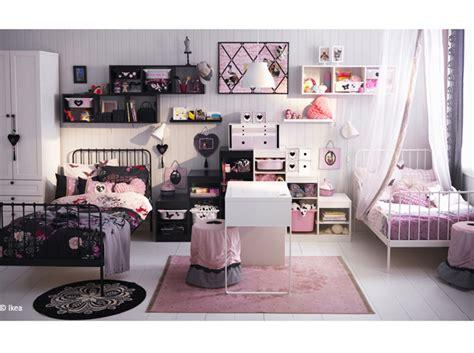 idee deco chambre pour 2 filles visuel 3