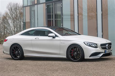 2015 Mercedes S63 by 2015 Mercedes S63 Amg Coupe Second Drive Motor Trend