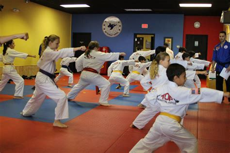 Youth Martial Arts 8 11 Years Top Martial Arts