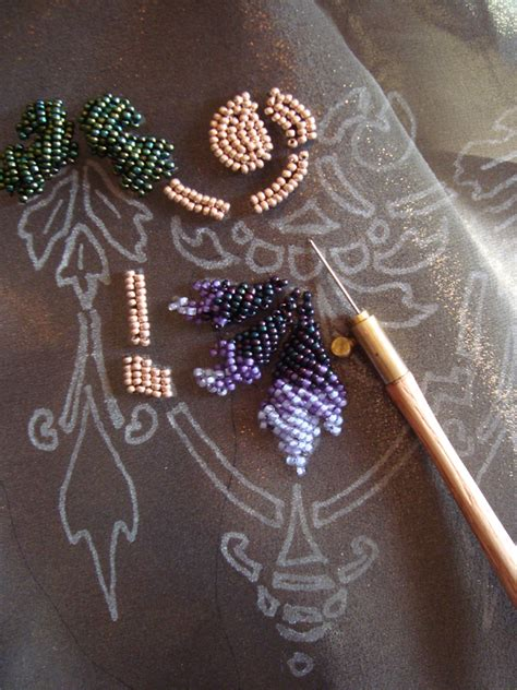 tambour beading wilde hunt corsetry couture tambour beading class in