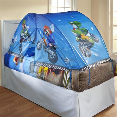 tents selena nintendo boy s mario bed tent