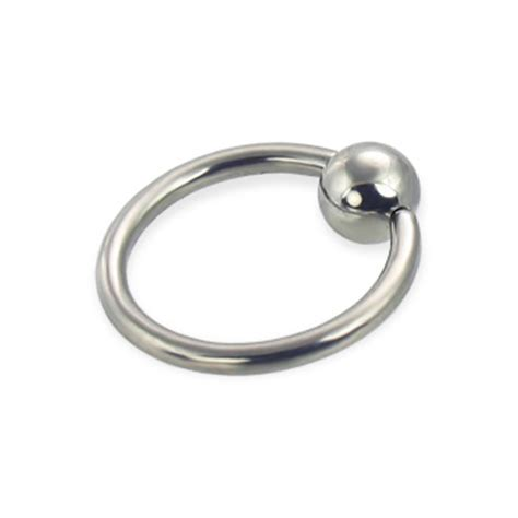 captive bead ring captive bead ring 14 ga