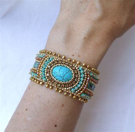 bead embroidery patterns 25 best ideas about bead embroidery jewelry on