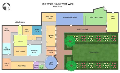 west wing floor plan the white house floor plan west wing escortsea
