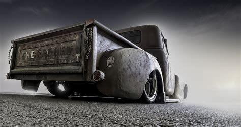 Classic Car And Truck Wallpapers by Classic Chevy Truck Wallpaper Gallery