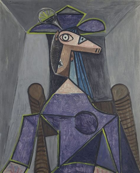 picasso paintings description christie s impressionist and modern sale solid artnet news