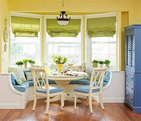 bay window kitchen table bay window inspiration built in bench table chairs