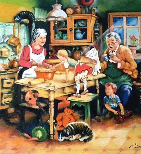 juegos de cocina con la abuela abuela