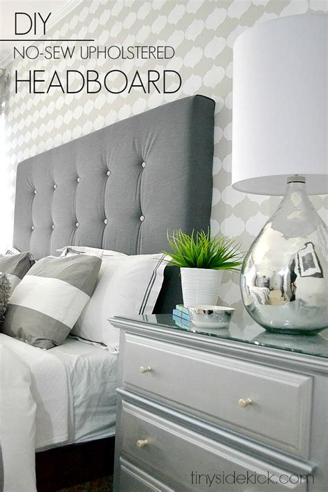 bed upholstered headboard diy upholstered headboard with a high end look