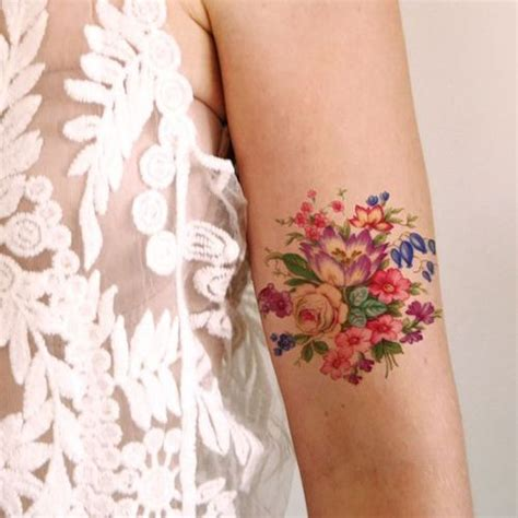 flower garden tattoos 20 gorgeous flower designs for styles weekly