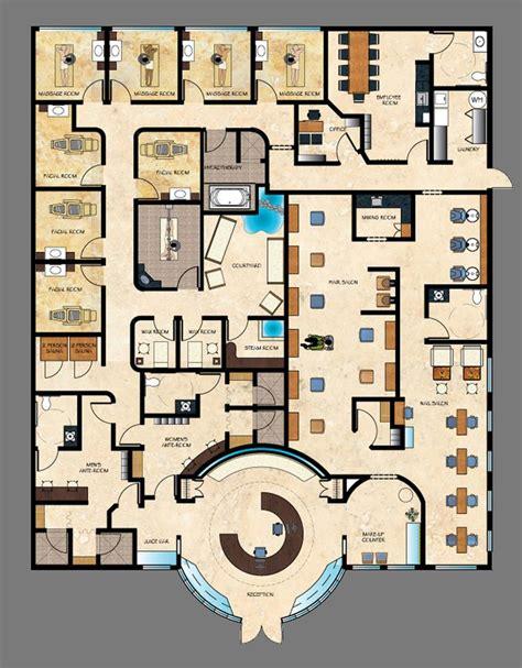floor plan of a salon 25 best ideas about hotel floor plan on