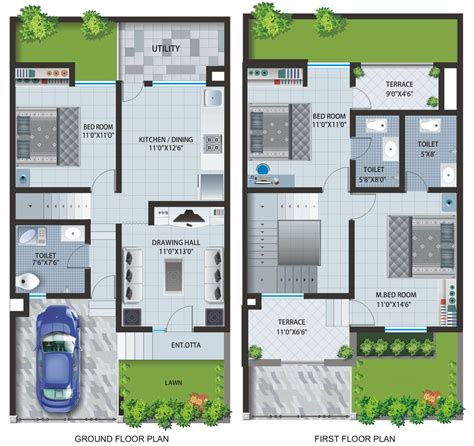 house layout design floor plans of apartments row houses at caroline baner plans apartments