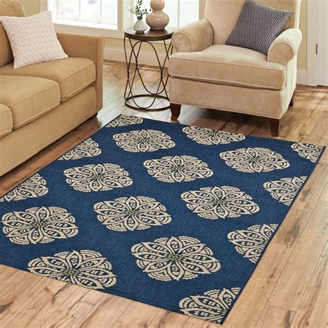 outdoor rugs at walmart better homes and gardens medallion indoor outdoor