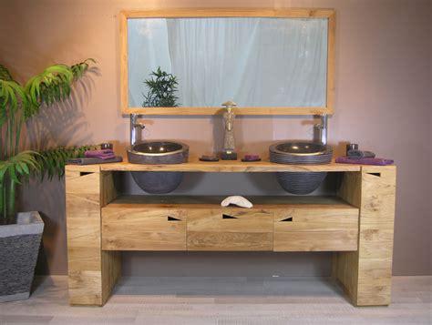 conrav placard salle de bain bois