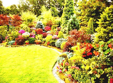 garden flower ideas green perennial flower garden ideas for spacious backyard
