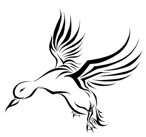 duck tattoos designs ideas and meaning tattoos for you