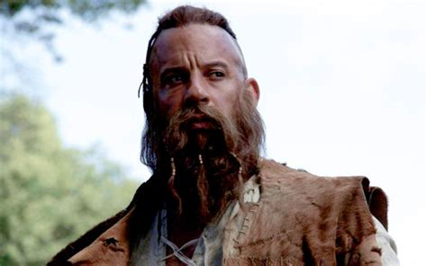 Vin Diesel Sprouts A Viking Beard For The Last Witch
