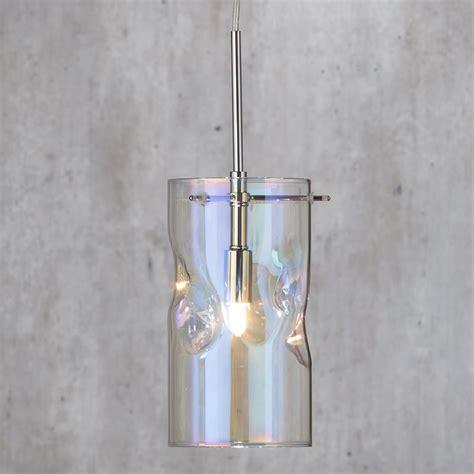 statement ceiling lights monet 1 light petroleum tinted glass ceiling pendant