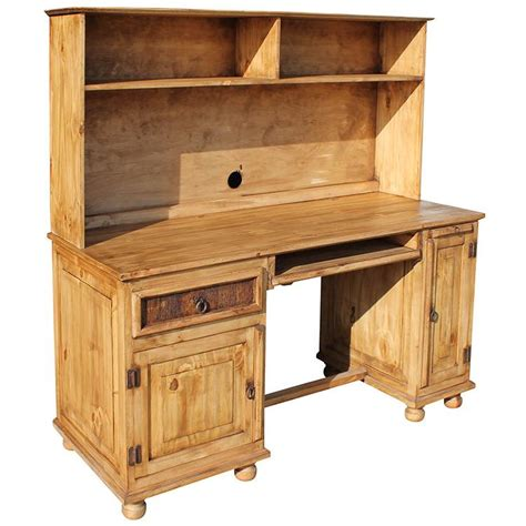 pine desk with hutch rustic desk with hutch whitevan