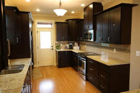 paint colors for kitchen with espresso cabinets espresso kitchen cabinets pictures ideas tips from