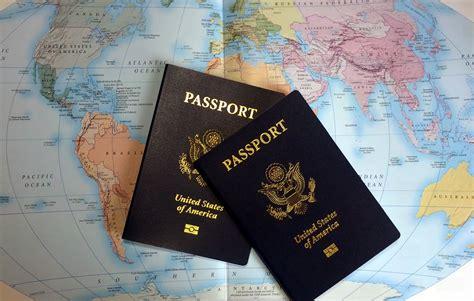 picture of a passport book passport book or passport card