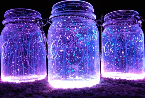 glow in the paint jars cheri s creation s how to make glowing celestial