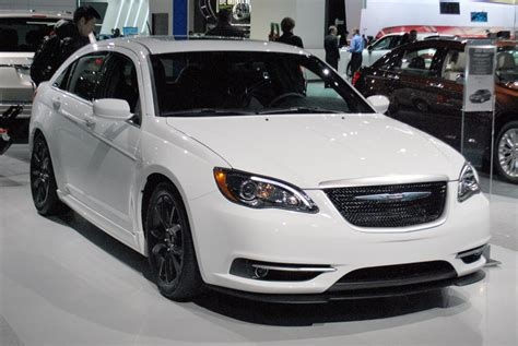 Chrysler 200 Mopar by Mopar Gives Chrysler 200 A Kick In The With S