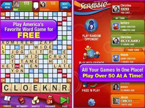 Official Scrabble App For Android Mobile News