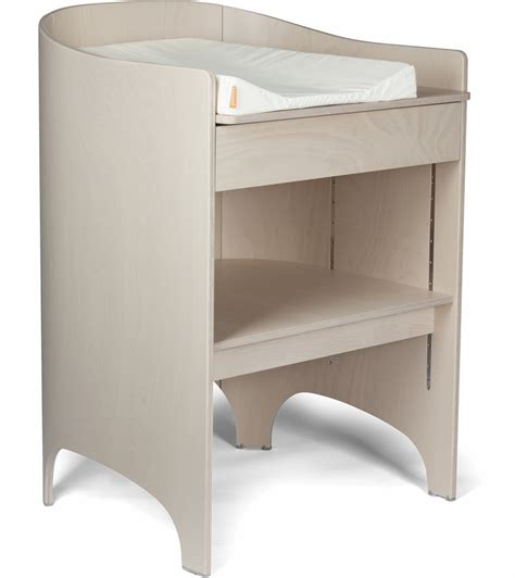 leander changing table tulip leander changing table pad white wash