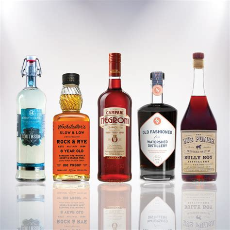 5 Bottled Cocktails You Should Try Right Now